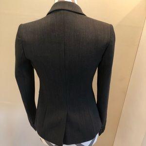 Theory Jackets & Coats - Theory Charcoal Gray Blazer